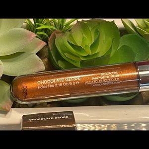 BECCA Glow Gloss Chocolate Geode Rich Bronze